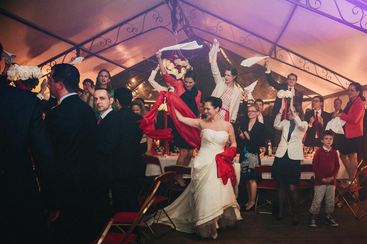 French Revolution Bride