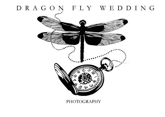 DragonFlyLogoBlack