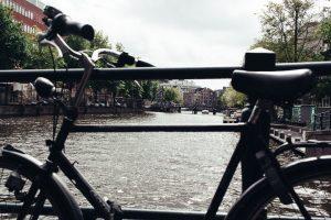 Transit in Amsterdam