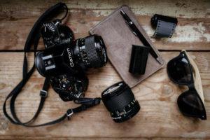 Old Canon camera